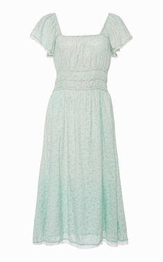 Tess cotton dress by LoveShackFancy | Moda Operandi