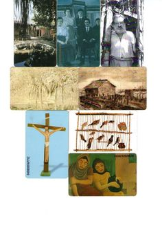 8 Phonecard / Tarjeta Telefonicas Venezuela Cantv  Reveron y Obras Pictóricas