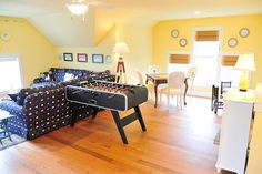 Carriage House Game Room