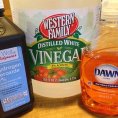 Vinegar Water Carpet Cleaner