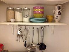 claire crisp diy small kitchen organizing ideas organization make your amazing even