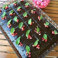 Karakız Kek Yapımı