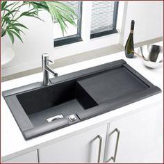Auch elegante Spülen machen eine Küche schöner. Granitspüle Geo von Astracast Willkommen bei www.bonliv.de