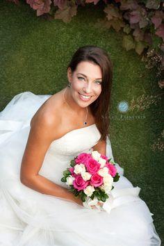 Wedding photography bridal portraits
