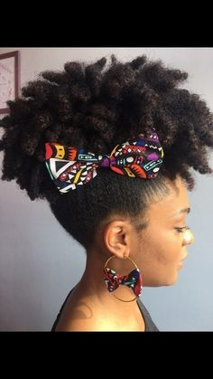 Natural hair accessories to rock this summer – A drop of black - Natural Hair Styles Cabello Afro Natural, Pelo Natural, Natural Curls, Natural Hair Accessories, Hair Accessories For Women, Summer Accessories, Curly Hair Styles, Natural Hair Styles, Long Hair Tips