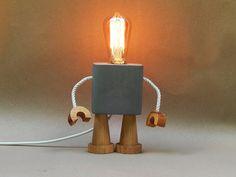 ROBO LAMP