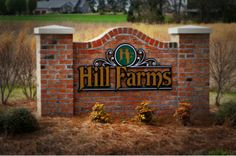 Hill Farm subdivision.