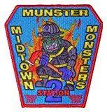 Munster Fire Department