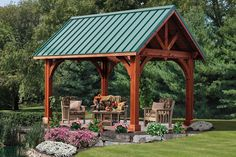 Image result for backyard pavilions ideas