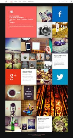 #Responsive #WordPress #Theme DW Fixel – An innovative theme for #personal #blog and #portfolio site. The theme comes with a sleek and clean #design ...