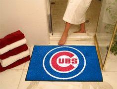 """MLB - Chicago Cubs All-Star Mat 33.75""""x42.5"""""""