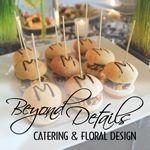 Beyond Details Catering & Floral Design logo