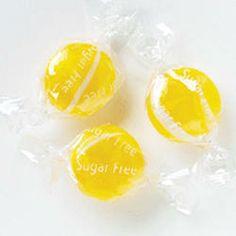 Sugar-Free Lemon Candy Buttons $3.99