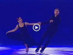 Carminho e o Fado chegam à patinagem artística no gelo, através da exibição de Margarita e Povilas (casal lituano). Vale bem a pena ver e ouvir esta combinação perfeita!