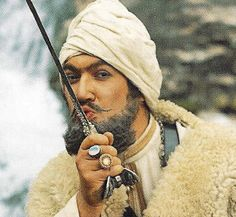 Carry On Up The Khyber - Bernard Bresslaw as Bungdit Din British Humor, British Comedy, British Actors, Cult Movies, Comedy Movies, Film Movie, Films, Music Tv, Laugh Out Loud