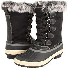 cute snow boots :)