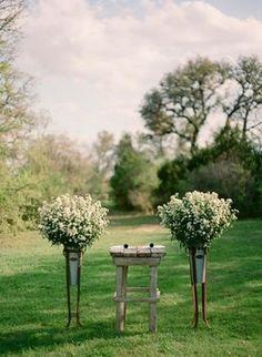 Altar ideas? | Weddings, Do It Yourself, Planning, Style and Decor | Wedding Forums | WeddingWire