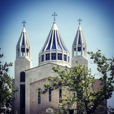 Saint Sarkis Cathedral, #Tehran  Saint Sarkis Cathedral is an Armenian Apostolic #church in Tehran, #Iran  The construction of St. Sarkis Church in Tehran began from 1964 and was complete by 1970. The church was built by Sarkisian brothers in memory of their parents (From Wikipedia)
