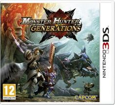 http://gamezik.fr/?p=6430 Une console collector New Nintendo 3DS XL Monster Hunter Generations Edition, sera également disponible au moment de la sortie du jeu