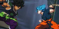 24 Ide Broly La Pelicula Dragon Ball Z Dragon Ball Goku