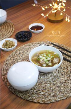 집밥 백선생 '백종원 갈비탕' 만드는 법