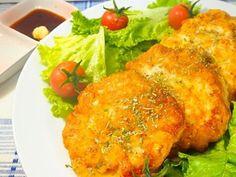かさましヘルシーレシピ「鶏胸肉と豆腐で、長芋コーンのサクフワぺったん焼き」 by Nozop-cooking*さん | レシピブログ - 料理ブログのレシピ満載!