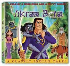 The entertaining & morally enlightening 'Vikram Aur Betaal' is based on 'Betaal Pachisi', written nearly 2,500 years ago by Mahakavi Somdev Bhatt. These are spellbinding stories told to the wise King Vikramaditya by the wily ghost Betaal.