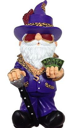 Purple Pimp Gnome Poker Weights http://www.amazon.com/dp/B00DXIPCY0/ref=cm_sw_r_pi_dp_RJy2vb1RTF6XZ