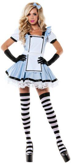 Adult Miss Wonderland Costume from Buycostumes.com