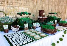 Robin Hood Birthday Party - Kara's Party Ideas - The Place for All Things Party