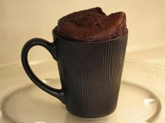 Recetas de tortas en taza: chocolate, canela, vainilla y café