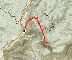 Canyon Trail to Waipoo Falls - Hawaii | AllTrails.com