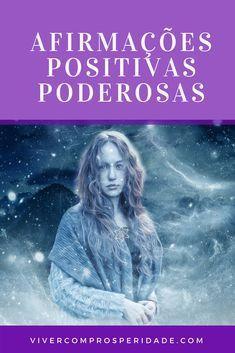 Confira as 9 afirmações positivas mais poderosas já criadas! Just Believe, Witch House, Sigmund Freud, Oracle Cards, Life Purpose, Peace Of Mind, Good Vibes, Law Of Attraction, Reiki
