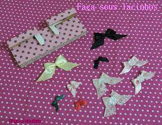 c28385a8d Faça seus lacinhos para decorar as lingeries