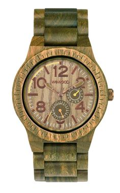 WeWOOD Kardo Army Green - Guaiaco Wood from Mouse Theory