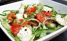 Conheça várias formas de combinações de ingredientes para incrementar sua salada e deixá-la muito mais saborosa. - Veja mais em: http://www.vilamulher.com.br/receitas/entradas/10-saladas-diferentes-para-voce-nao-fugir-da-dieta-12314.html?pinterest-mat