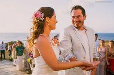 Destination Wedding da Marianne com o Mário, em Fernando de Noronha. #destinationwedding #casamentonapraia #casamento #wedding #noivinhasdeluxo