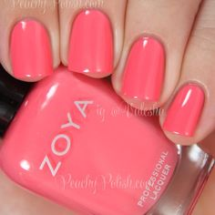 Zoya: Summer 2014 Tickled & Bubbly Collection Swatches & Review