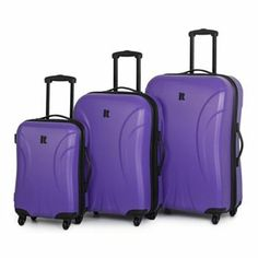 it luggage Luxor 3-pc. Hardside Spinner Luggage Set