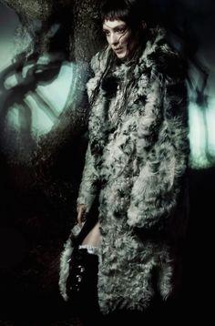 Kati Nescher by Sølve Sundsbø for Vogue Italia November 2014