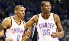 Oklahoma City Thunder May Be In Trouble - Today's Fastbreak   Last year, the Oklahoma City Thunder missed the playoffs due to injuries causing Kevin Durant to miss the majority of the season. Serge Ibaka and Russell Westbrook missed time as well, compounding the Thunder's injury woes. The injuries this season highlighted what should be a big concern for Thunder fans.....
