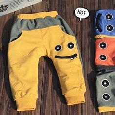 Tienda Online 2013 spring and autumn baby dual lines, trousers baby pp pants smiley style trousers casual sports pants Baby Outfits, Kids Outfits, Cool Outfits, Sport Pants, Sport Casual, Dresses With Leggings, Kids Wear, Baby Knitting, Baby Dress