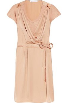 So pretty. I can see it paired with worn-in tan leather. See by Chloe.