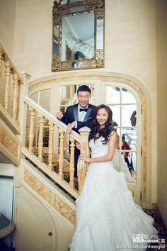 孫紅雷法國大婚 娶29歲小女友