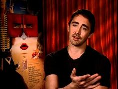 The Fall - Exclusive: Lee Pace Interview.  Over 5 minutes of Lee discussing his role as Roy/The Masked Bandit.