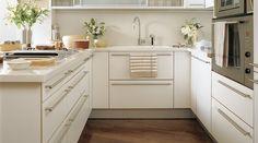 Trucos para aprovechar el espacio de las cocinas pequeñas