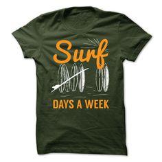 Surf 7 Days a Week
