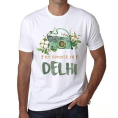 #summer #Delhi #tshirt #men #city  Be prepared for summer in Delhi! Check these tshirts out and order here --> https://www.teeshirtee.com/collections/collection-my-summer-in/products/delhi-mens-short-sleeve-rounded-neck-t-shirt