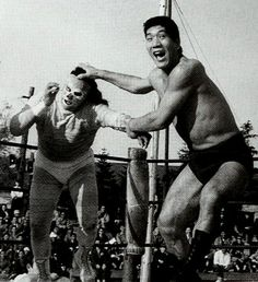 giant baba vs the mummy