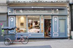 R sultat de recherche d 39 images pour devanture magasin ancien devanture boutique pinterest - La petite marchande angers ...